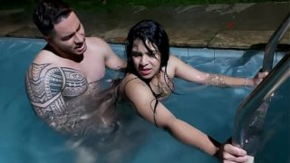 Peguei a novinha da bunda grande na piscina – Hugo Belfort – Natália Prado – By Binho Ted